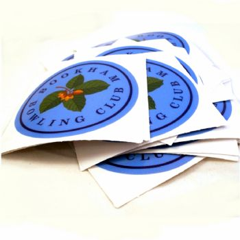 Vinyl Labels and Signs